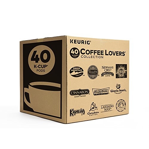 Keurig Coffee Lovers' Collection Sampler Pack, Single Serve K-Cup Pods, Compatible with all Keurig 1.0/Classic, 2.0 and K-Café Coffee Makers, Variety Pack, 40 Count by Variety Packs (Image #4)