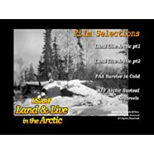 US Army Air Forces Land and Live in the Arctic Survival films DVD by South Pole