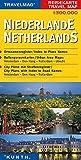 Reisekarte : Niederlande