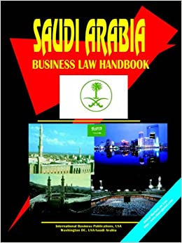 Saudi Arabia Business Law Handbook: Amazon co uk: Usa Ibp