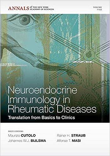Neuroendocrine Immunology in Rheumatic Diseases: Translation