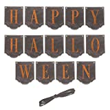 Martha Stewart Cardstock Happy Halloween Bunting