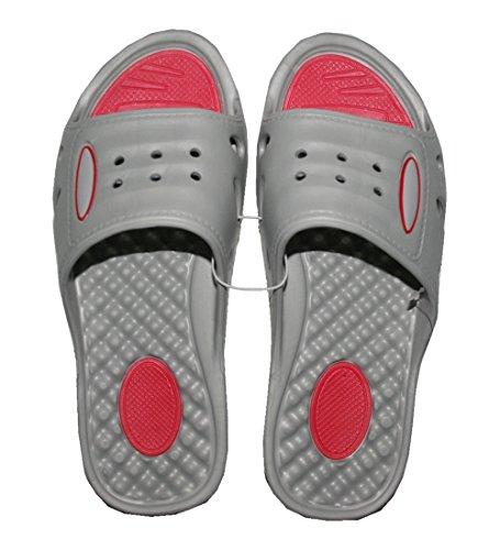"""Ciabatta INFRADITO da spiaggia sandali""""impy scarpe, scarpe, donna (0092)"""