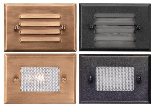 Malibu 8300-9401-01 Deck Light with 4 Plates