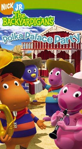 Amazon backyardigans polka palace party vhs naelee rae amazon backyardigans polka palace party vhs naelee rae thomas sharkey iii kristin klabunde jonah bobo maria darling leon g thomas iii sciox Gallery