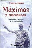 Maximas Y Ensenanzas, Marco Aurelio, 9685270414