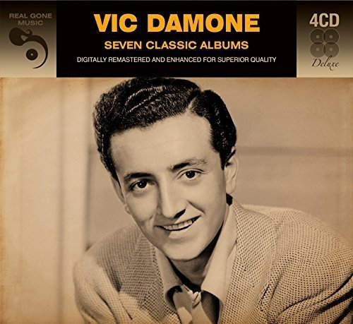 Vic Damone - Numbers 1 1958 - Zortam Music