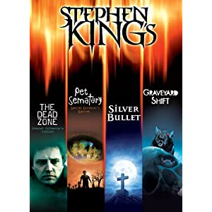 The Stephen King Collection ( Pet Sematary Special Collector's Edition / The Dead Zone Special Collector's Edition / Graveyard Shift / Silver Bullet) (1989/1983/1990/1985) (1989)