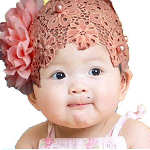 20' Fine Jewelry (Usstore Baby's KidsGirl's Cute Hair Lace Flower Headband Hair Bow Band Hairband)