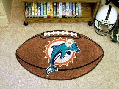 NFL - Miami Dolphins Football Rug
