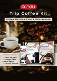 DR.NEU TRIO Coffee machine cleaning set