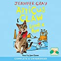 Atticus Claw Lends a Paw Audiobook by Jennifer Gray Narrated by Joe Coen