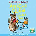 Atticus Claw Lends a Paw | Jennifer Gray