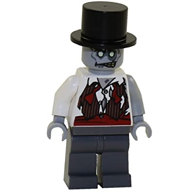LEGO Zombie Groom - LEGO Monster Fighters Minifigure: Toys & Games