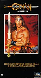 Conan the Destroyer [Import]