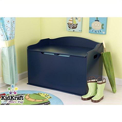 KidKraft Austin Toy Box, Blueberry by KidKraft