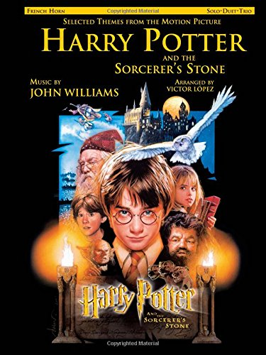 (Selected Themes from the Motion Picture Harry Potter and the Sorcerer's Stone (Solo, Duet, Trio): French Horn (Instrumental Series))