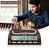 LEAP Chess Clock Digital Chess Timer Professional