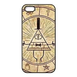 gravity falls illuminati Phone Case for iPhone 5S Case