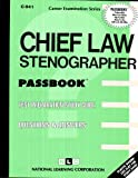 Chief Law Stenographer, Jack Rudman, 0837309417