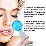 SUPVOX Cool Roller Ball Magic Ice Facial Massager