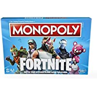 Monopoly: Fortnite Edition Board Game Inspired by...