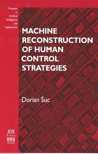 Machine Reconstruction in Human Control Strategies