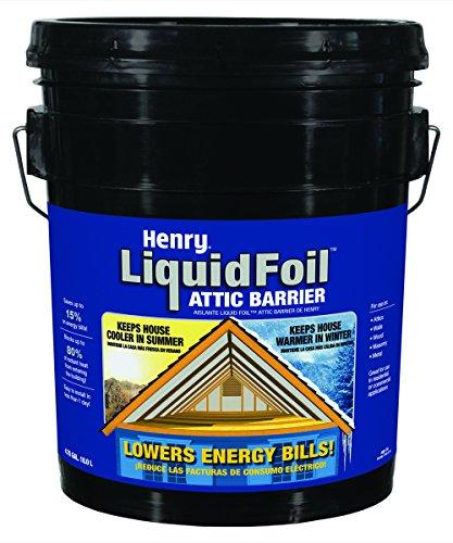 Liquid Foil - Radiant Barrier - 5 gal. by Liquid Foil