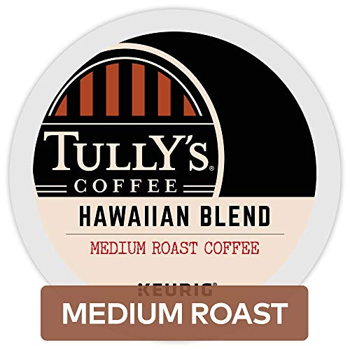 Tully's Coffee House Blend K-Cup for Keurig Brewers