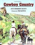 Cowboy Country, Ann Herbert Scott, 0395575613