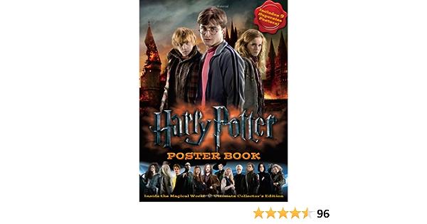 Harry Potter Poster Book: Amazon.es: Warner Bros.: Libros en ...