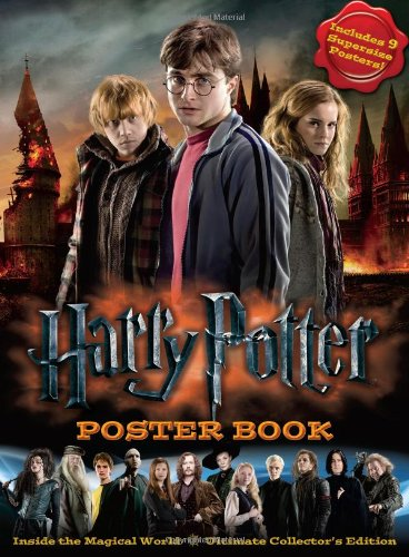 Harry Potter Poster Book – Ultimate Collector's Edition – HPB