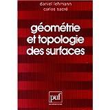 Géométrie et topologie des surfaces