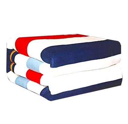 DUPANPAN Manta eléctrica, Calienta camas eléctrico, manta calefactable con control individual 4 ajuste de