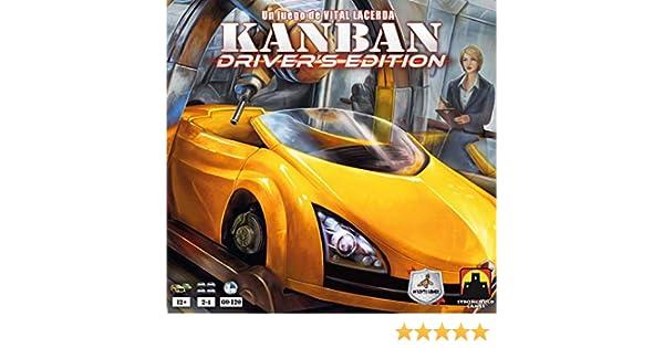 Maldito Games KANBAN Driver´S Edition (Castellano): Amazon.es: Juguetes y juegos