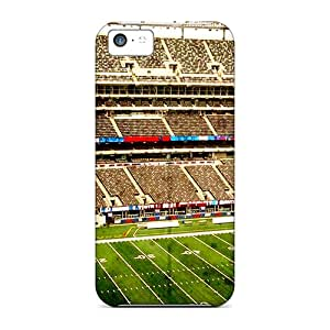 Anti-Scratch Hard Phone Cover For Iphone 5c (XDF16833PDVH) Allow Personal Design Beautiful New York Giants Image