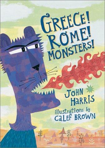 Greece! Rome! Monsters!