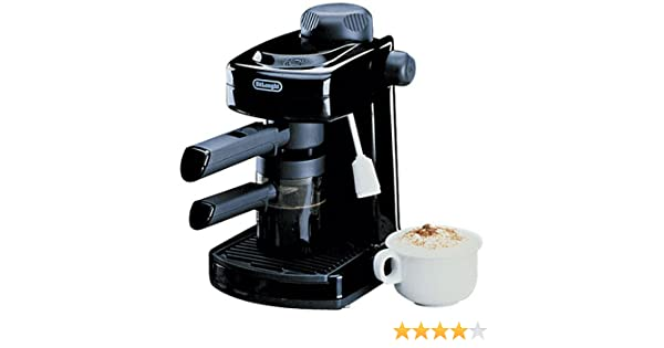 DeLonghi Caffe Sorrento 4-Cup Espresso and Cappuccino Maker
