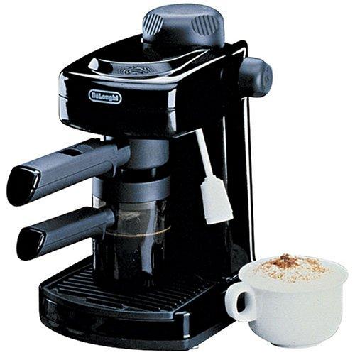 DeLonghi Caffe Sorrento 4-Cup Espresso and Cappuccino Maker DeLonghi America Inc DIBAR4