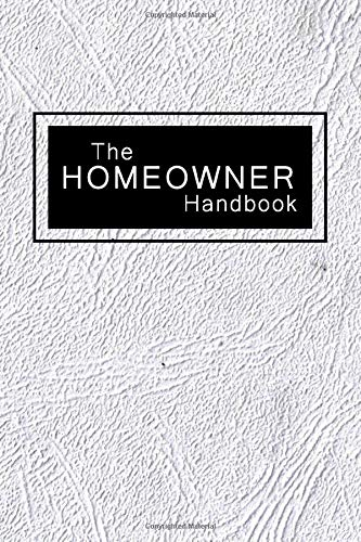The Homeowner Handbook Renovation Project Planner Log Book Budget Planner Budget Tracker Design Plan Dotted Page Payment Tracker To Do List Remodeling And Home Improvement Amazon Co Uk Studio Ny Home Planner 9798675730803 Books