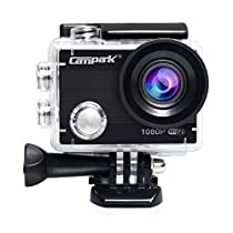 Campark アクションカメラ【メーカー直販/1年保証】 WiFi搭載...