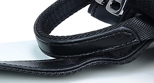 CLOTHES- Sacchetto di spalla selvaggio casuale della cinghia di spalla del sacchetto di spalla della tela di canapa coreana di modo coreano