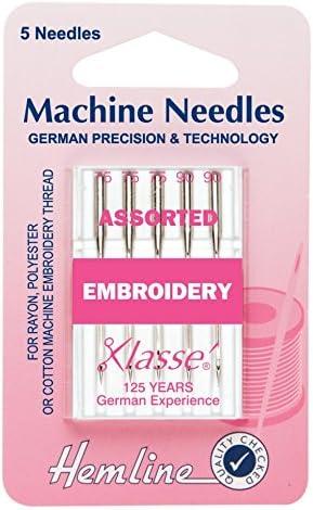 Embroidery Hemline Sewing Machine Needles