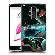 Official Daniel Conway Submergence Surreal Portraits Soft Gel Case for LG G4 Stylus