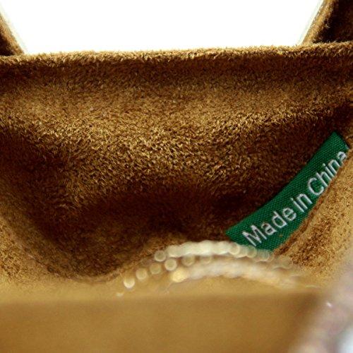 bal strass de embrayage vert main Flada 1 pour sac soirée de fête la femmes mariage à fleur T5FZwq6O