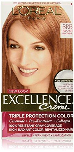 LOr%C3%A9al Paris Excellence Permanent Reddish
