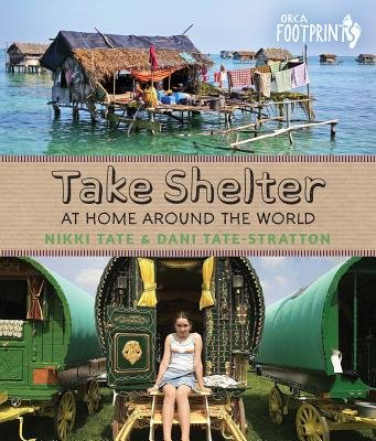 Take Shelter( At Home Around the World)[TAKE SHELTER][Hardcover]