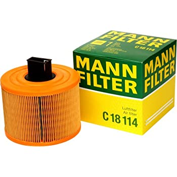 Mann Filter C18143 Air Filter Engine Air Filters Air Filters ...