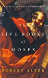 The Five Books of Moses, , 0393019551
