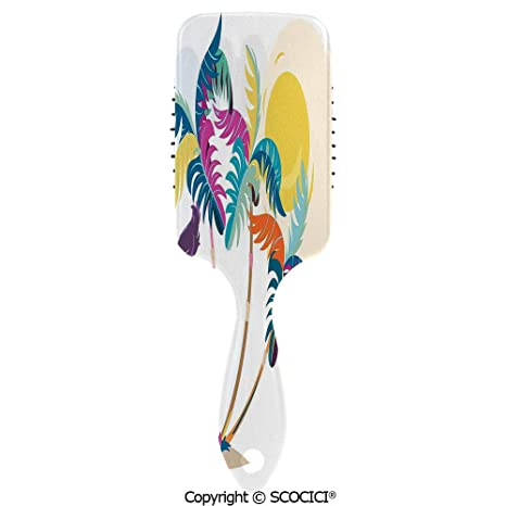 Amazon.com : Detangling Hair Brush Soft Comb Cushion Air ...